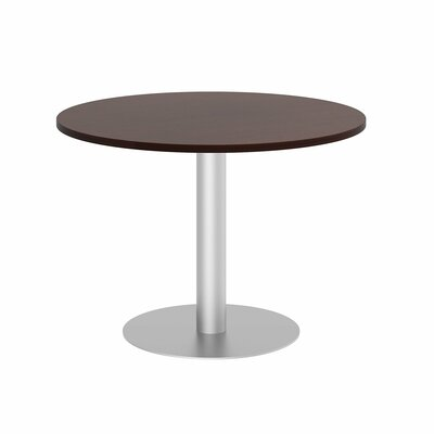 Bush Business Furniture Circular Conference Table Top Finish: Harvest Cherry