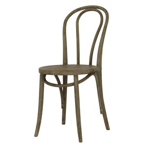 Karolyne French Cafe Dining Chair (Set of 2) Highland Dunes