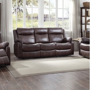 Erkson Reclining Sofa by Red Barrel Studio Great Reviews