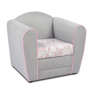 Teen Microfiber Club Chair