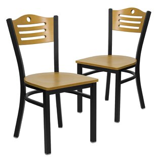 Winston Porter Chafin Dining Chair (Set o..