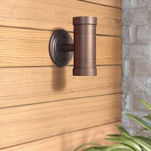 Morin Outdoor Sconce by Wrought Studio