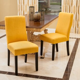 Caverly Parsons Dining Chair (Set Of 2) Best #1