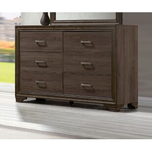 Layla 6 Drawers Dresser