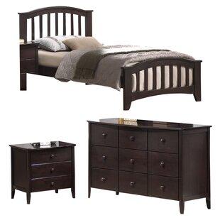 Price Check Giese Platform Configurable Bedroom Set ByHarriet Bee