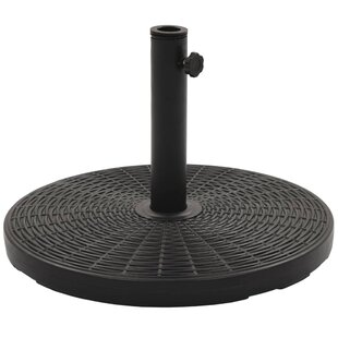 Plastic And Concrete Free Standing Umbrella Base Image