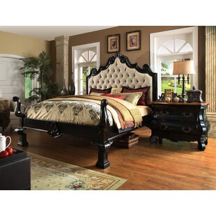 Liege Eastern King Panel Configurable Bedroom Set by Eastern Legends