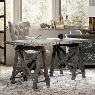 Metal Writing Desk by Hooker Furniture