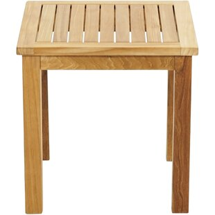 Bridgeview Teak Side Table By Sol 72 Outdoor