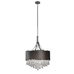 Whitfield Lighting Mindy 4-Light Pendant