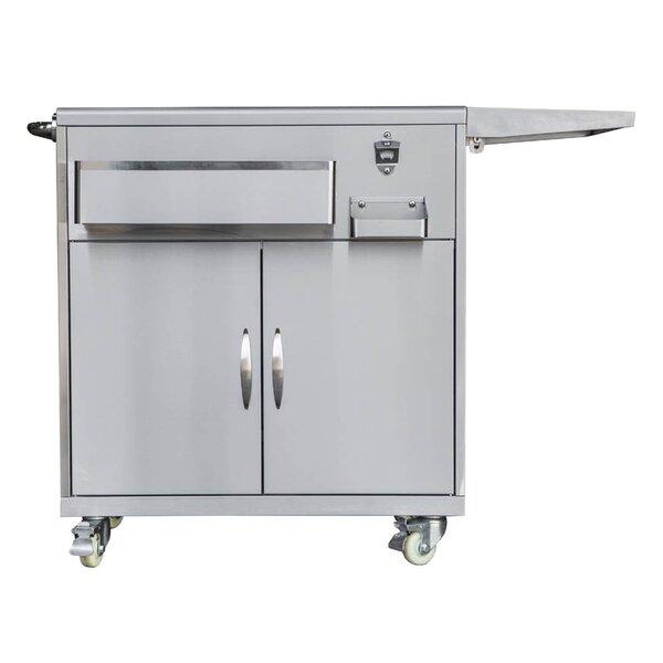 Outdoor Bbq Storage Cart Wayfair