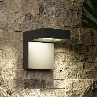 Looking for Penson LED Outdoor Sconce By Orren Ellis