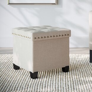 Revell Tufted Cube Ottoman
