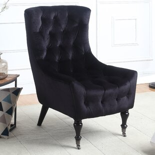 Affordable Riehle Wingback Chair by Charlton Home