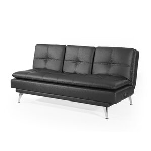 Kirkbride Convertible Sofa by Wade Logan