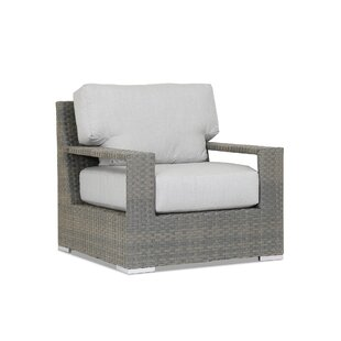 Sunset West Hampton Patio Chair with Sunb..