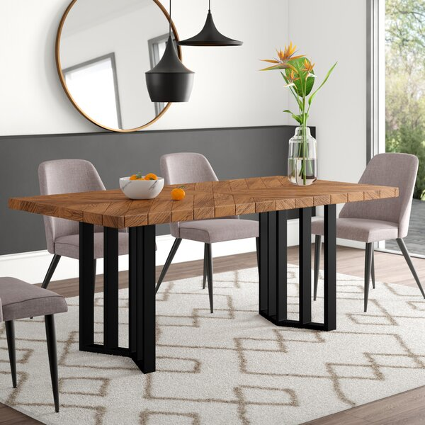 Linch Stone/Concrete Dining Table
