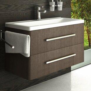 Mcelhaney 90 Cm Self Rimming Sinks By Brayden Studio
