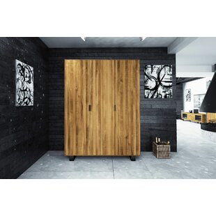 Davalos 3 Door Wardrobe By Williston Forge