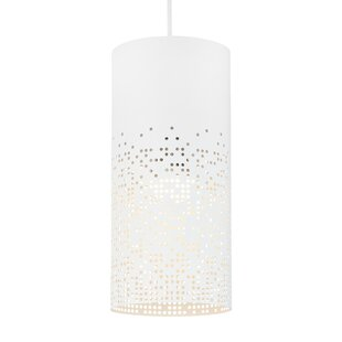 Wrought Studio Otero 1-Light Cylinder Pendant
