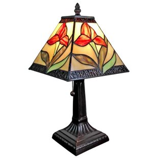 Amora Lighting Floral 14.5