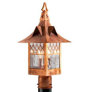 Affordable Price Wentzel 2-Light Pier Mount Light By Millwood Pines