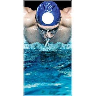 Lightning Cornhole Swimming Cornhole Board