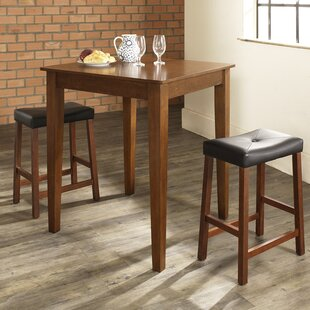 Compare prices Dylan 3 Piece Pub Table Set By Crosley