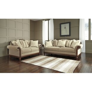 Darby Home Co Allison Configurable Living Room Set