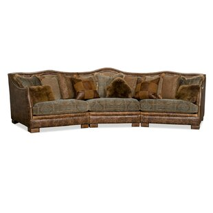 Wimberley Leather Sofa by Artistic Leather