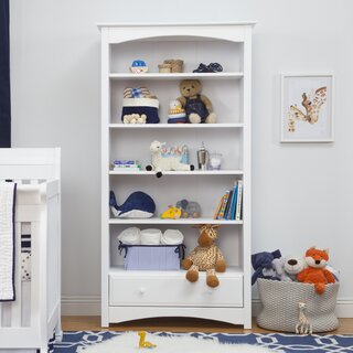 "MDB Standard 70.25"" Bookcase by DaVinci SKU:EB385063 Buy"