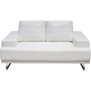 Kaori Adjustable Backrest Loveseat by Orr..