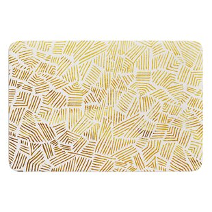 Inca Gold Trail by Pom Graphic Design Bath Mat