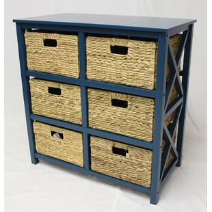 Overstreet 3 Tier X-Side Storage Accent Chest by Highland Dunes
