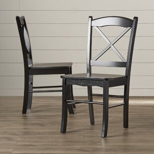 August Grove Cara Side Chair (Set of 2)