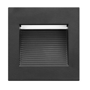 Best Reviews 3.2 Square 1-Light Step Light By NICOR Lighting
