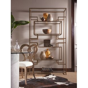 Metal Designs Etagere Bookcase