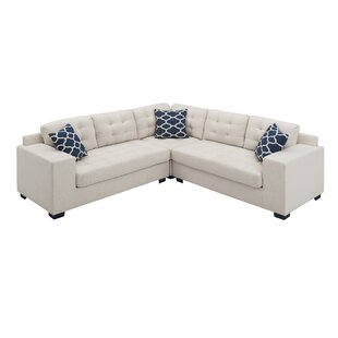 Whitnash Sectional by Ebern Designs Cheap