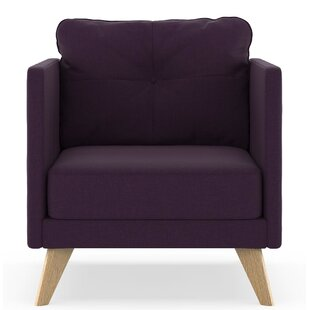 Covey Cross Weave Armchair by Corrigan Studio