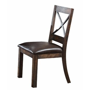 Carly Upholstered Dining Chair (Set of 2) by Loon Peak