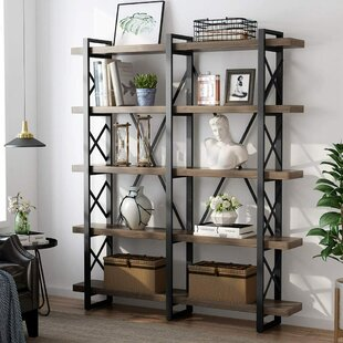 28 In Wide Bookcase | Wayfair