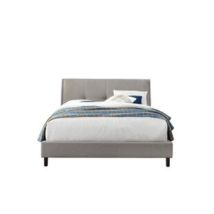 Rodger Upholstered Panel Bed
