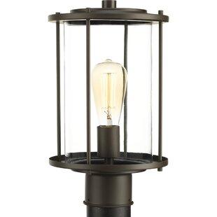 Gracie Oaks Madsen 1-Light Lantern Head