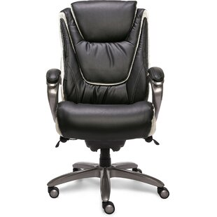 Price comparison Smart Layers Big and Tall Executive Chair by Serta at Home Reviews (2019) & Buyer's Guide