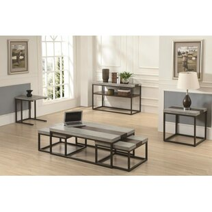 Shopping for Cleavenger 4 Piece Coffee Table Set By 17 Stories