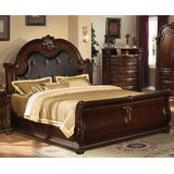 Raife Tufted Low Profile Standard Bed by Astoria Grand
