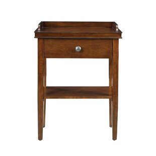 Botelho End Table with Storage