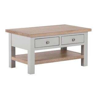 Rafeala Coffee Table With Storage By August Grove