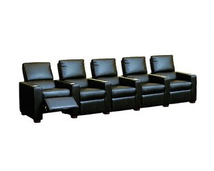 Penthouse Home Theater Seating (Row of 5) By Bass