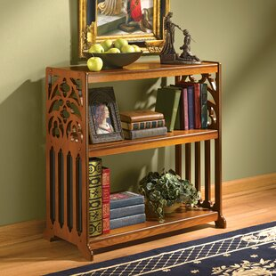 Gothic Standard Bookcase Design Toscano